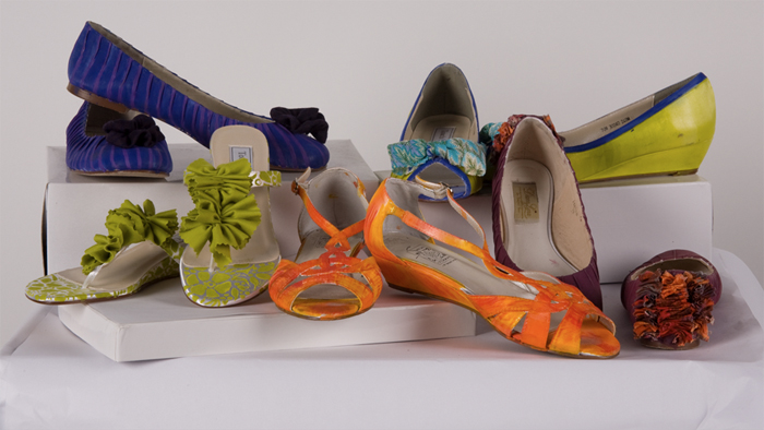 Annika's Shoe Collection. Before Shoes Found on DesignerShoes.com