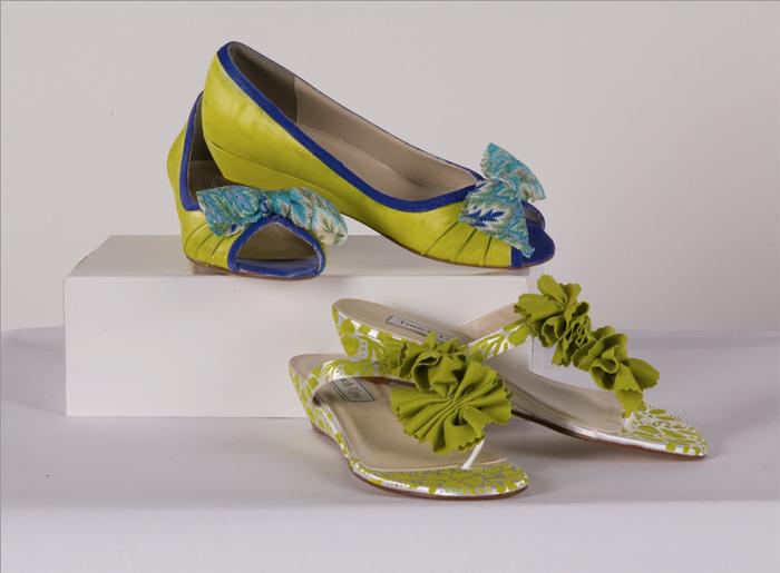 Annika Close-up of Shoes originally found on DesignerShoes.com