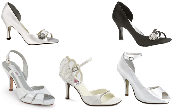 Katey Shoe Selections found on DesignerShoes.com