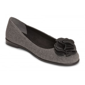 Aerosoles Beccentric Grey Fabric