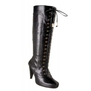 Samanta Viv Boot Black at AskTheShoeLady.com