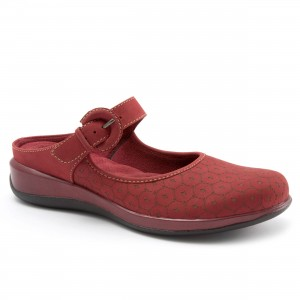 Softwalk Treviso Dark Red
