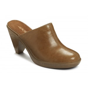 Aerosoles Blind Date Tan Leather at AskTheShoeLady.com