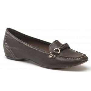 Antia Beatriz Mocha Tumbled Antique at DesignerShoes.com