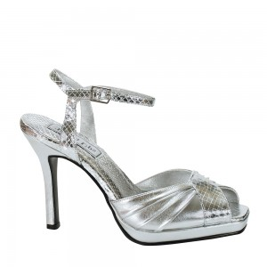 Touch Ups Twilight Silver at DesignerShoes.com