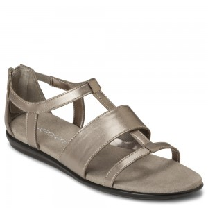 Aerosoles Chlose Encounter Nickel Leather at DesignerShoes.com