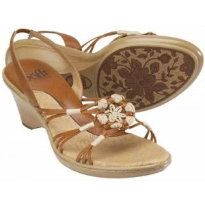 Sofft Lynsey All Spice Leather at DesignerShoes.com