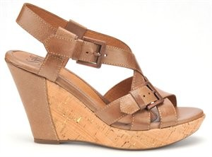 Sofft Tremblay Twine Tan at DesignerShoes.com