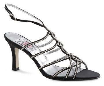 Special Occasions Valentina Black at DesignerShoes.com