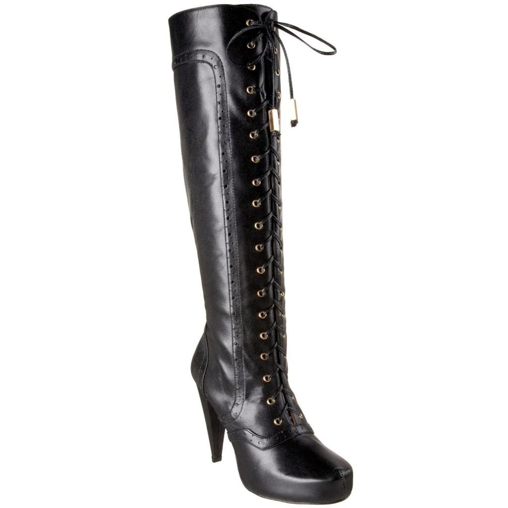 Samanta Viv Boot Black
