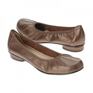 Ros Hommerson Ailis Bronze Nappa at DesignerShoes.com