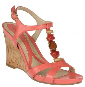 Naturalizer Beauty Coral at DesignerShoes.com