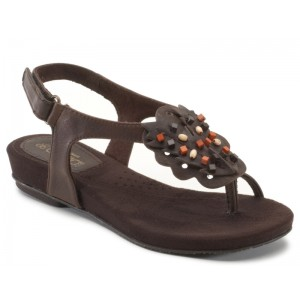 Antia Clarissa Mocha Full Grain at DesignerShoes.com