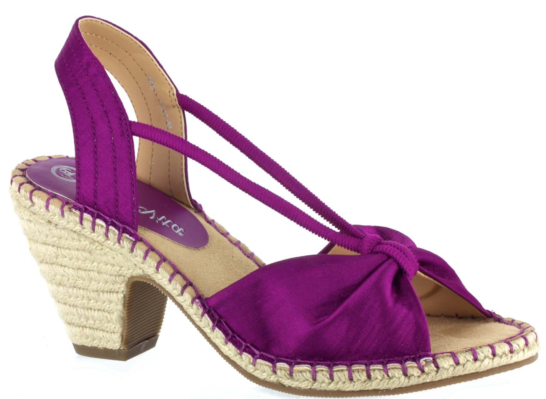 Bella Vita Silk Fuchsia Thai at DesignerShoes.com