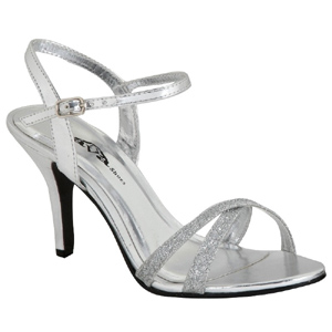 Honey Silver sandals by Lava