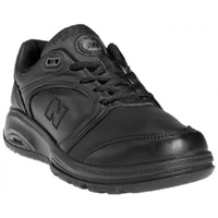 New Balance lace up comes in other colors.  Great stability and comfort features.